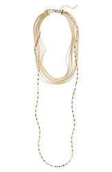 Junior Women's Leith Chain Layered Necklace Gold