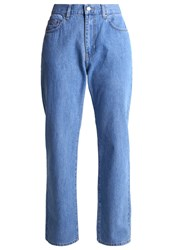 Dr. Denim Dr.Denim Muse Relaxed Fit Jeans Lightblue Light Blue Denim