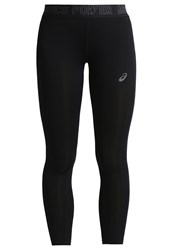 Asics Base Tights Performance Black