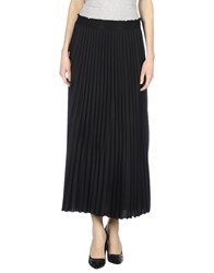Les Copains Skirts Long Skirts Women Black