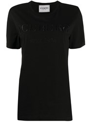 Iceberg Logo Embroidered T Shirt 60