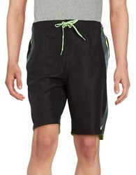 Nike Liquid Haze Swim Trunks Black