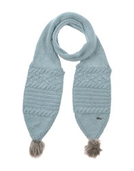 Barts Accessories Oblong Scarves Women Sky Blue