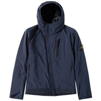 Stone Island Softshell Jacket Blue
