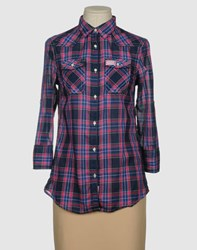 Superdry Shirts Long Sleeve Shirts Women