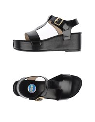 Ras Footwear Sandals Women Black