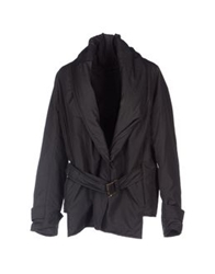 Hamish Morrow Jackets Black