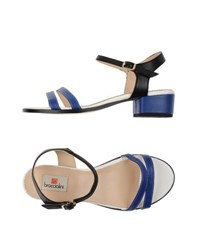 Braccialini Footwear Sandals Women Blue