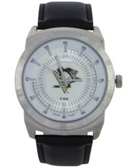 Game Time Pittsburgh Penguins Vintage Watch