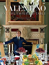 Assouline Valentino At The Emperor's Table Book Unisex Paper One Size