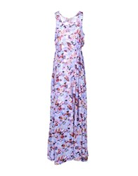 Essentiel Dresses Long Dresses Women Lilac