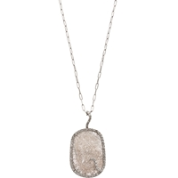 Sharon Khazzam Slice Pendant Necklace