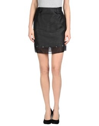 Opening Ceremony Knee Length Skirts Black