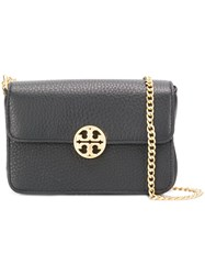 Tory Burch Chelsea Convertible Mini Bag Black
