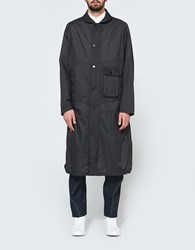Christophe Lemaire Lightweight Parka Anthracite