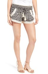 Rip Curl Women's Nightscape Print Woven Shorts