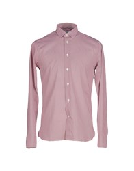 Brio Shirts Shirts Men Maroon