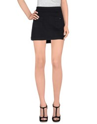 Pepe Jeans Skirts Mini Skirts Women Black