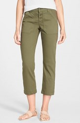Women's Cj By Cookie Johnson 'Command' Crop Cargo Pants