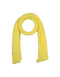 Armani Jeans Scarves Yellow