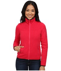 Arc'teryx Covert Cardigan Pink Tulip Women's Sweater