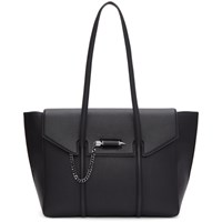 Mackage Black Barton Tote