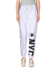 Just For You Trousers Casual Trousers Women White