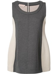 Marni Colour Block Tank Top