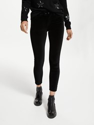 Dl1961 Margaux Mid Rise Skinny Ankle Jeans Black