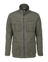 Jeep Bush Jacket J5s Green