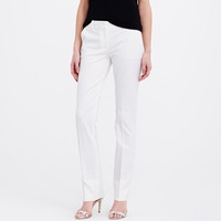J.Crew Petite Campbell Trouser In Bi Stretch Cotton