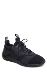Creative Recreation Men's Motus Sneaker Navy Reflective Leather