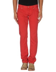Richmond Denim Casual Pants Red