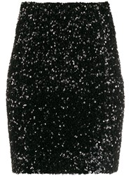 Redemption Sequin Fitted Skirt 60