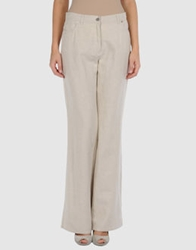 Caractere Aria Casual Pants Light Grey