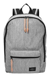 Men's Fossil 'Estate' Canvas Backpack