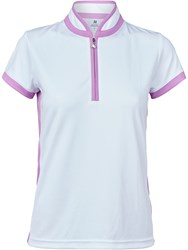 Daily Sports Marge Short Sleeved Polo Shirt Pink