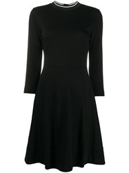 Calvin Klein Knitted Crew Neck Dress 60
