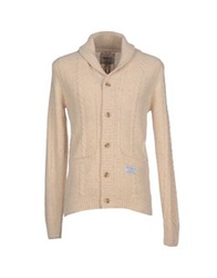 Pepe Jeans Cardigans Beige