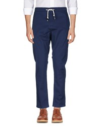 Individual Casual Pants Dark Blue
