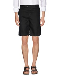 Full Circle Bermudas Black