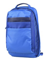 Piquadro Backpacks And Fanny Packs Bright Blue