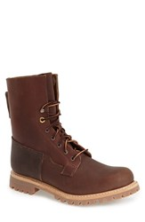 Men's Timberland 'Tall Lineman' Boot Dark Brown