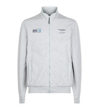 Hackett Aston Martin Racing Series Jacket Male Grey