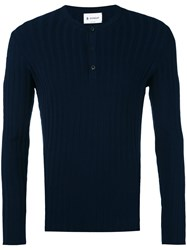 Dondup Serafino Sweatshirt Men Cotton M Blue