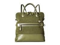Lodis Accessories Wiltern Rfid Nia Convertible Tote Backpack Army Green Backpack Bags