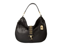 Lauren Ralph Lauren Huttington Hobo Black Hobo Handbags