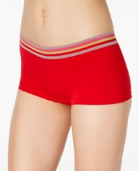 By Jennifer Moore Seamless Boyshort Only At Macy's Red Stripes