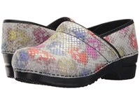 Sanita Signature Professional Puebla Multi Clog Shoes