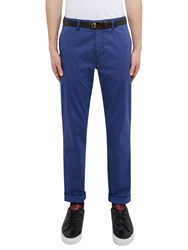 Ted Baker Golf Collection Gofltoo Chino Trousers Blue
